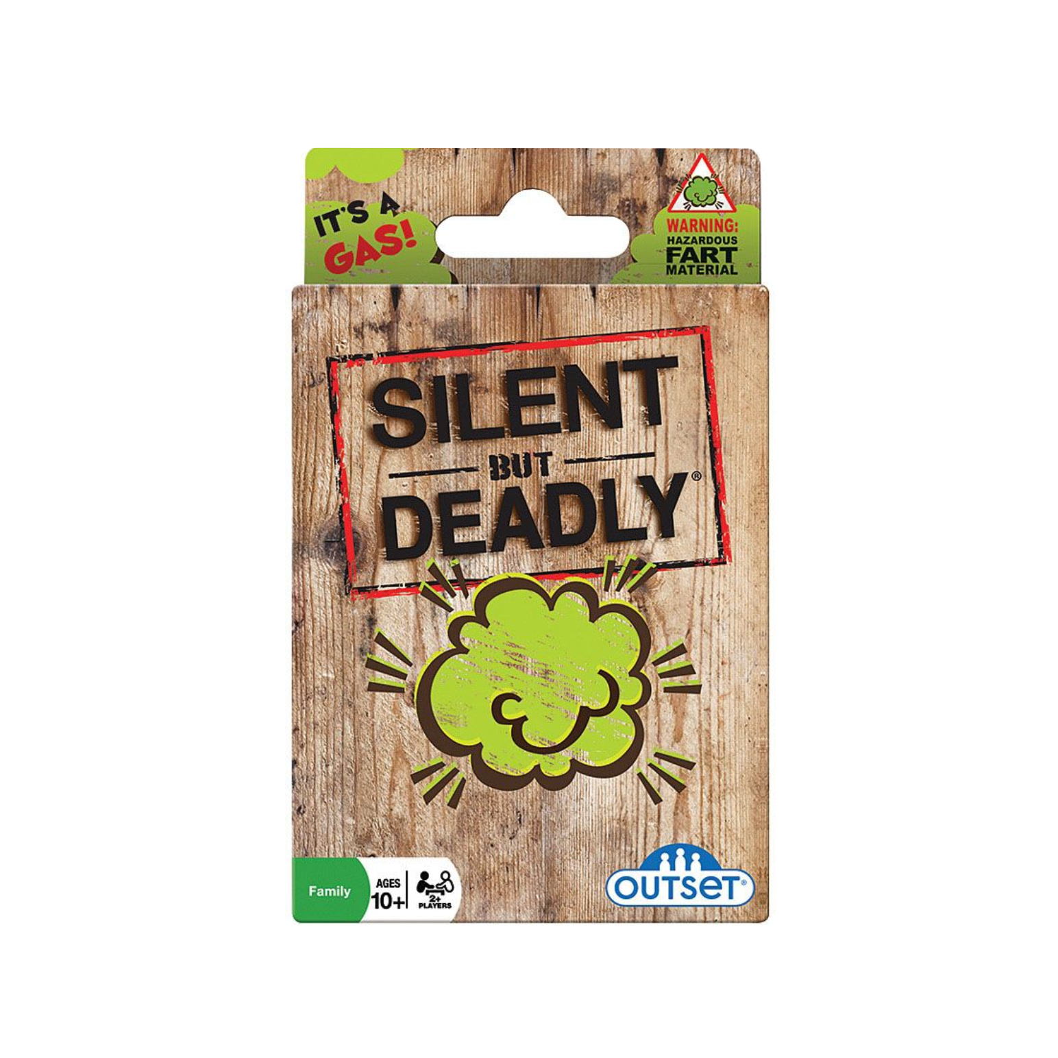 Silent But Deadly Card Game-1