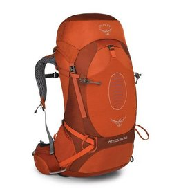 Osprey Atmos AG 50 Backpack, Large, Cinnabar Red
