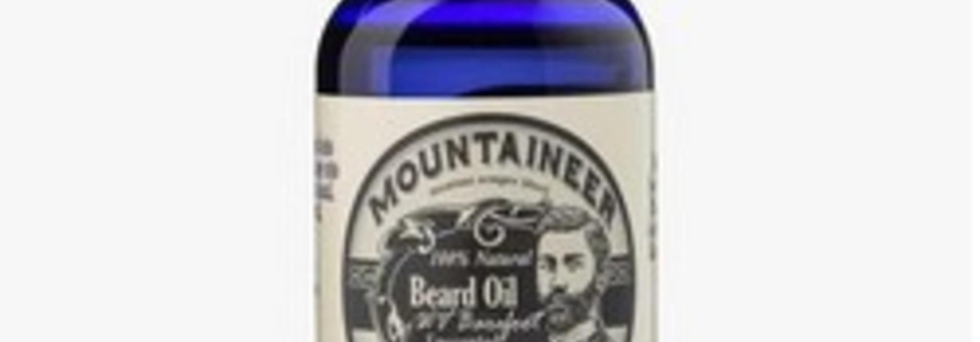 Beard Oil 2 oz., Citrus and Spice