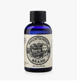 Mountaineer Brand Beard Oil 2 oz., Citrus and Spice