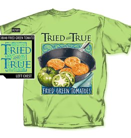 Fried Green Tomatoes T-shirt, Kiwi