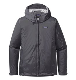 Patagonia Men's Torrentshell Jacket, Forge Grey
