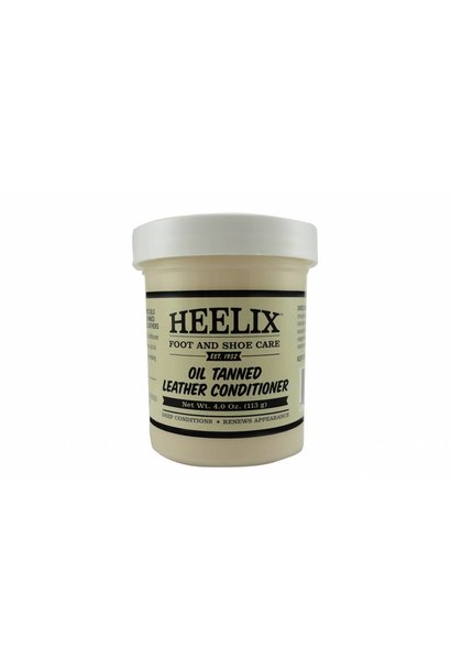 Heelix Oil Tanned Leather Conditioner