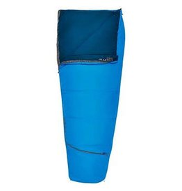 Kelty Rambler Sleeping Bag 50 Degree Reg RH, Paradise Blue