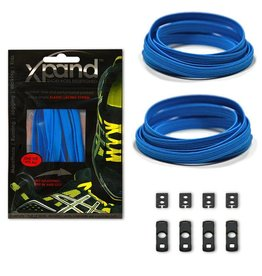 Xpand Laces Elastic Shoelaces, Assorted