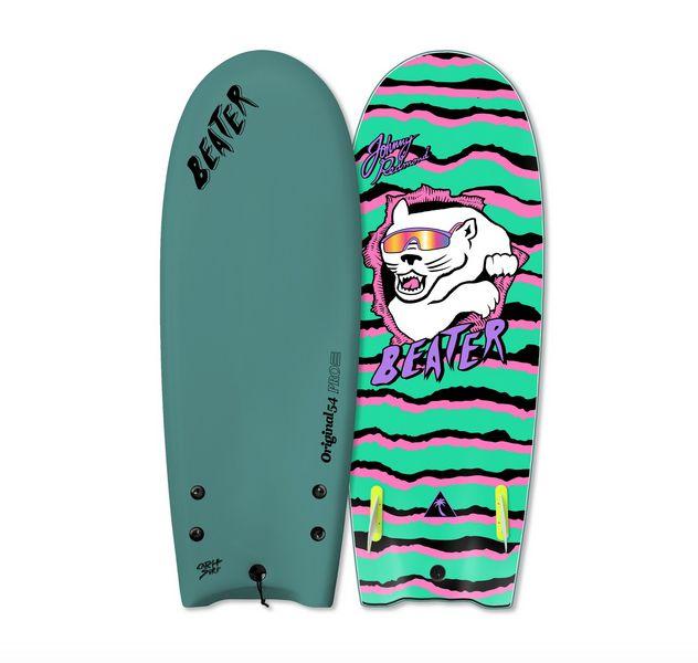 Catch Surf Original 54 PRO x Johnny Redmond, Steel Green