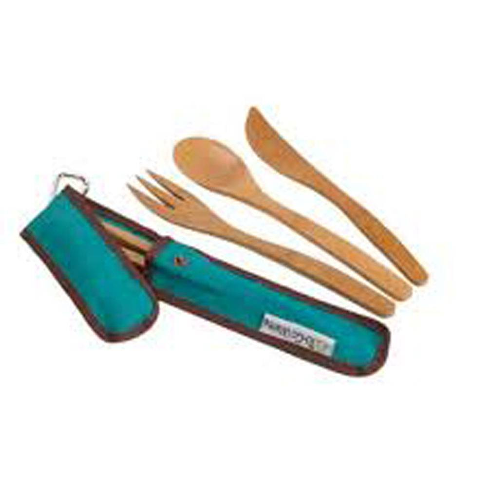 To Go Ware, Utensil Set, Teal-1
