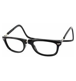 Clic Ashbury Black CL Reading Glasses