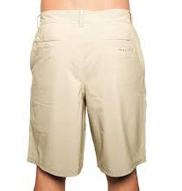 "Free Fly M's Bamboo-Lined Hybrid Shorts 7.5"", Night Khaki"
