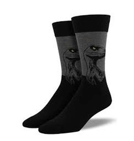 Socksmith M's Raptor, Charcoal