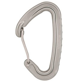 Liberty Mountain Cypher Ceres II Wire Carabiners, Light Grey