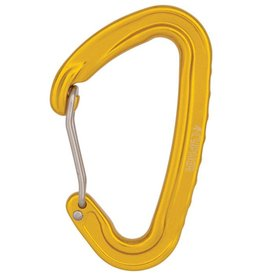 Liberty Mountain Cypher Ceres II Wire Carabiners - Gold
