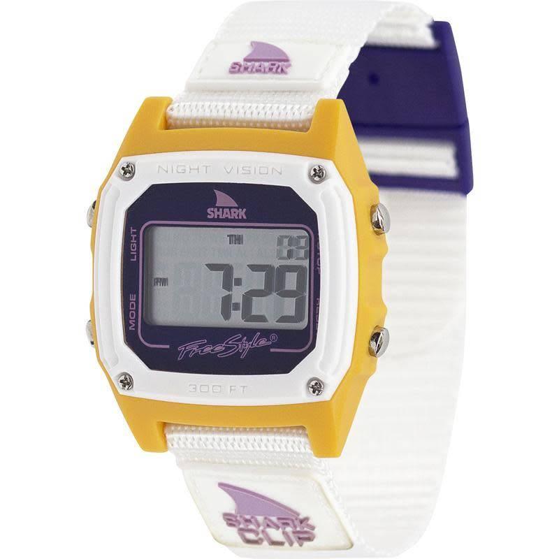 Freestyle Watches Shark Classic Clip, Peach n Purple