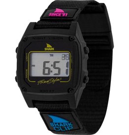 Freestyle Watches Shark Classic Clip Since '81 Primary Black