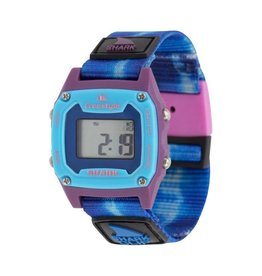 Freestyle Watches Shark Mini Clip, Tie-Dye Blue Sea