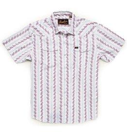 Howler Brothers H Bar B Snapshirt, Vintage Floral: Rose Stripe