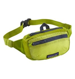 Patagonia Lightweight Travel Mini Hip Pack 1L, Light Gecko Green