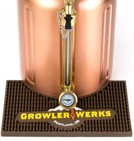 GrowlerWerks uKeg Bar Mat 128