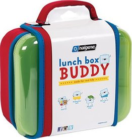 Liberty Mountain Nalgene Lunch Box Buddy, Red