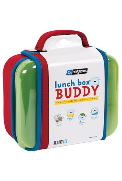 Nalgene Lunch Box Buddy, Red