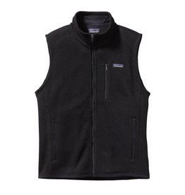 Patagonia Men's Better Sweater Vest, Black