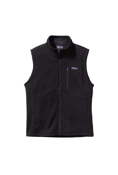 M's Better Sweater Vest, Black