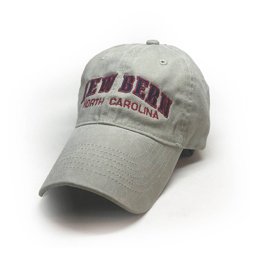 New Bern Vintage Baseball Cap, Sand