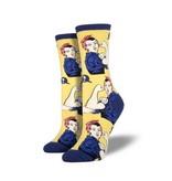 Socksmith W's Rosie Socks, Yellow