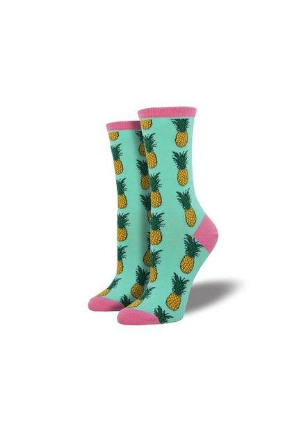 Pineapple Socks, Wintergreen