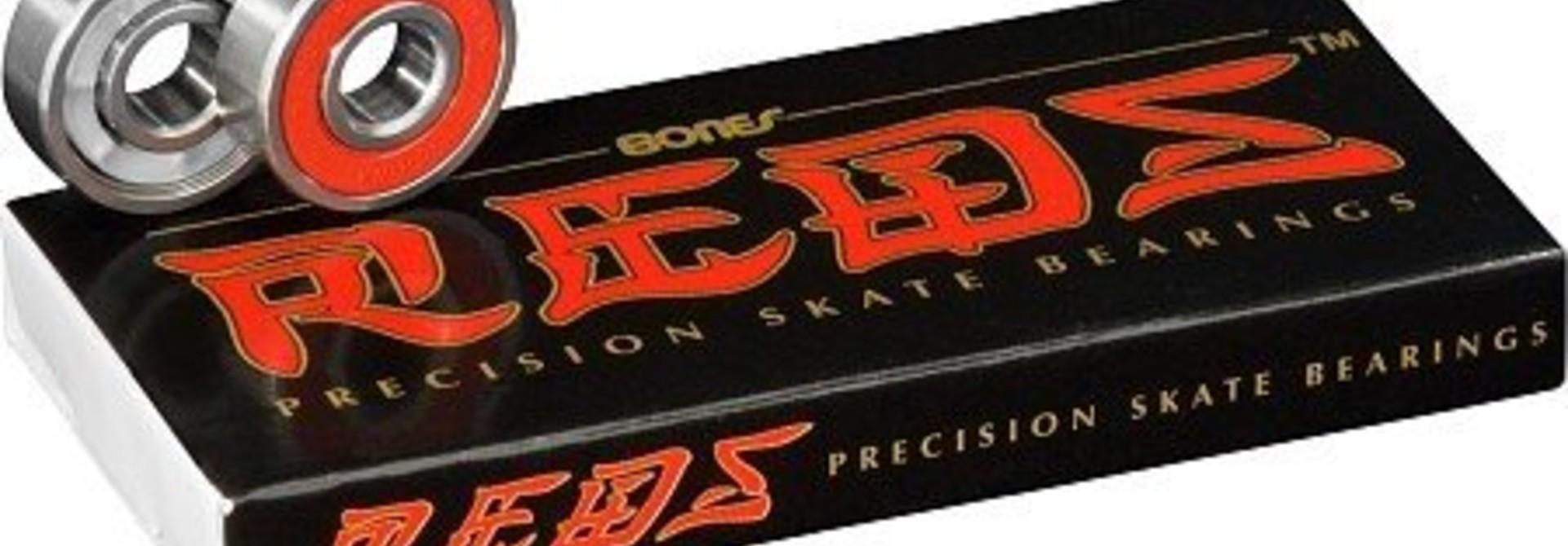 Bones Reds Complete Set