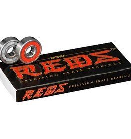Eastern Skate Supply Bones Reds Complete Set Replace Bearings
