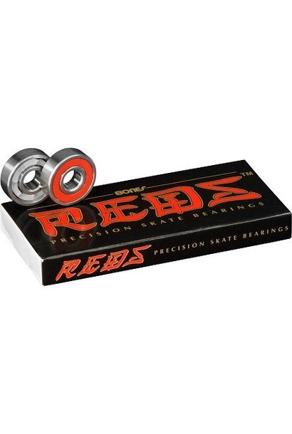 Bones Reds Complete Set Replace Bearings