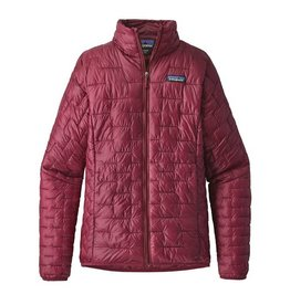 Patagonia Patagonia Women's Micro Puff Jacket, Arrow Red