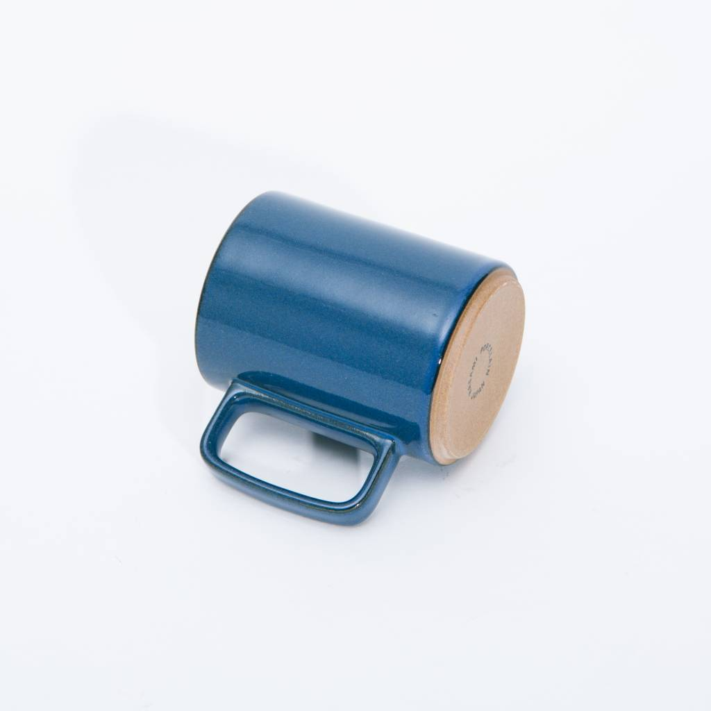 Hasami Porcelain Hasami Porcelain Gloss Blue Mug