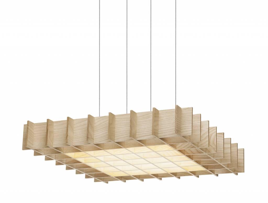 Pablo Designs Grid Pendant