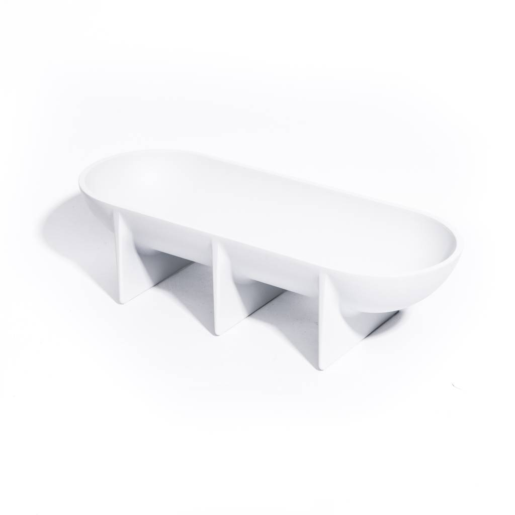 Fort Standard Large Standing Bowl