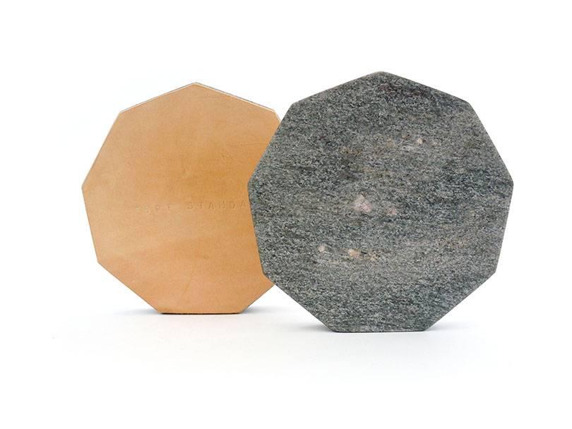 Fort Standard Colored Marble Trivet