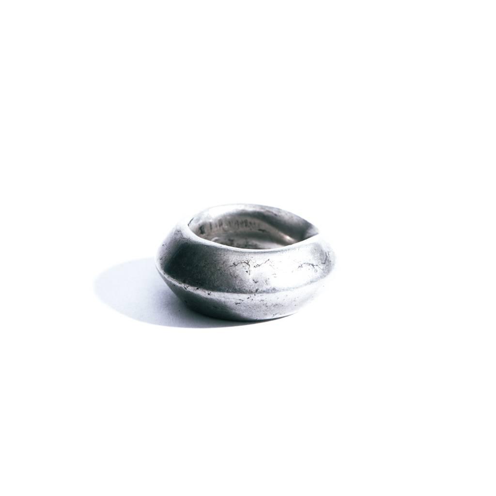 Ford Wheeler Vintage Ethiopian Silver Pendant - M