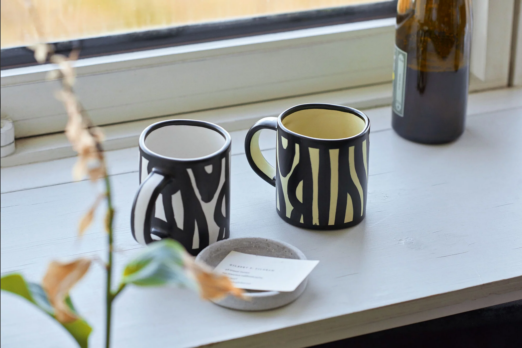 Hay HAY Wood Mug