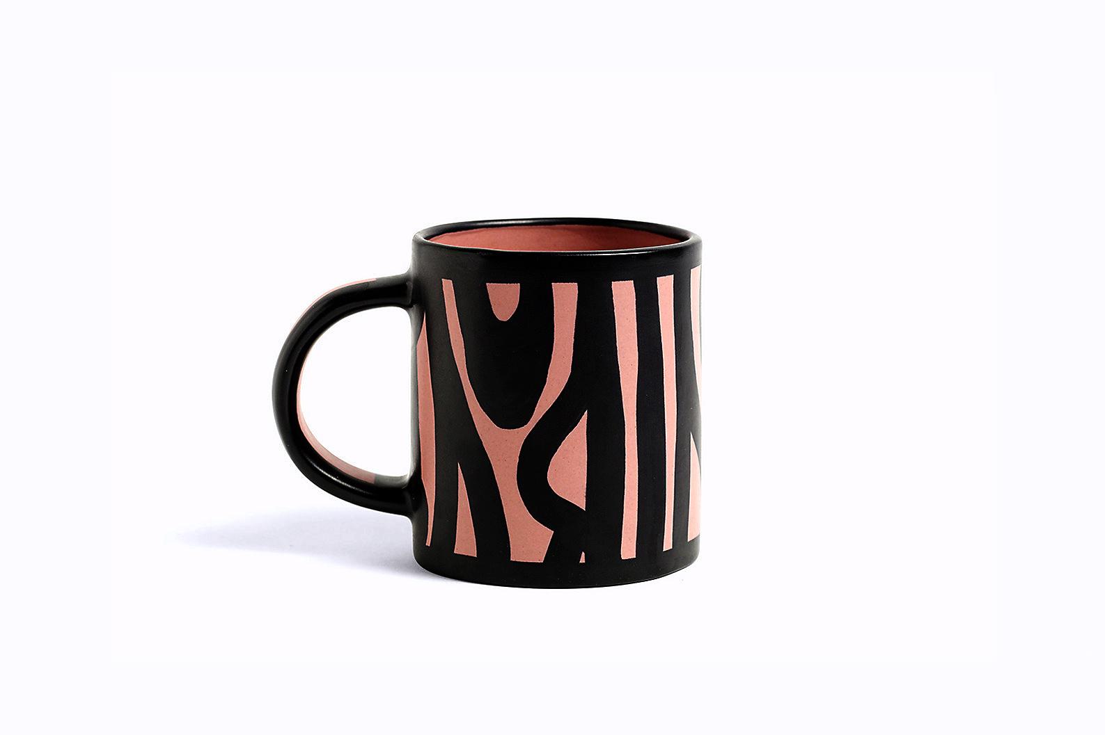 HAY Wood Mug