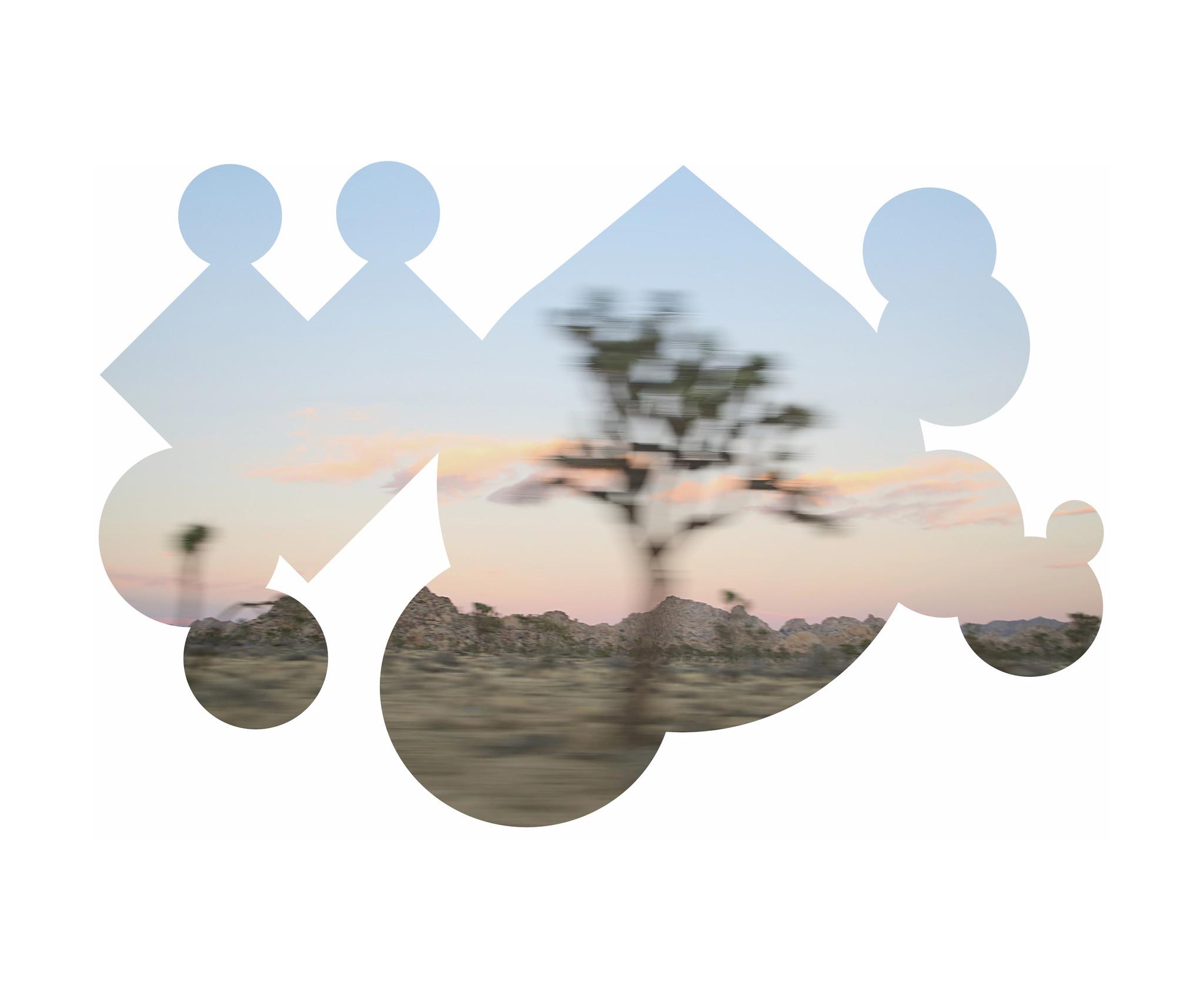 Benjy Russell portal/joshua tree #1