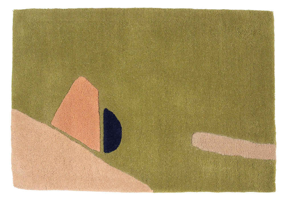 Cold Picnic Cold Picnic Hand Tufted Rug