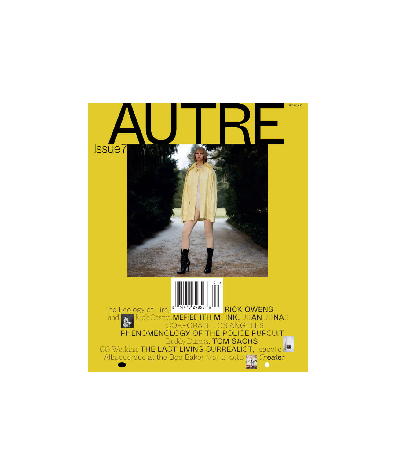 Autre Magazine Autre Magazine - Issue 7