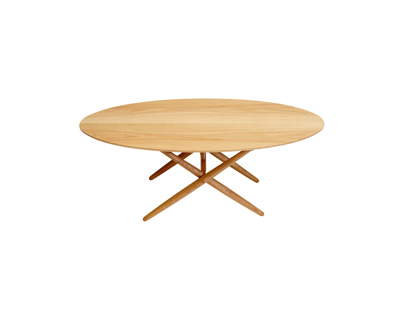 Artek Ovalette Table, Oak