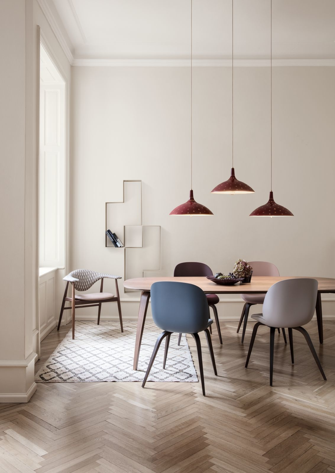 Gubi Dining Table- Elliptical