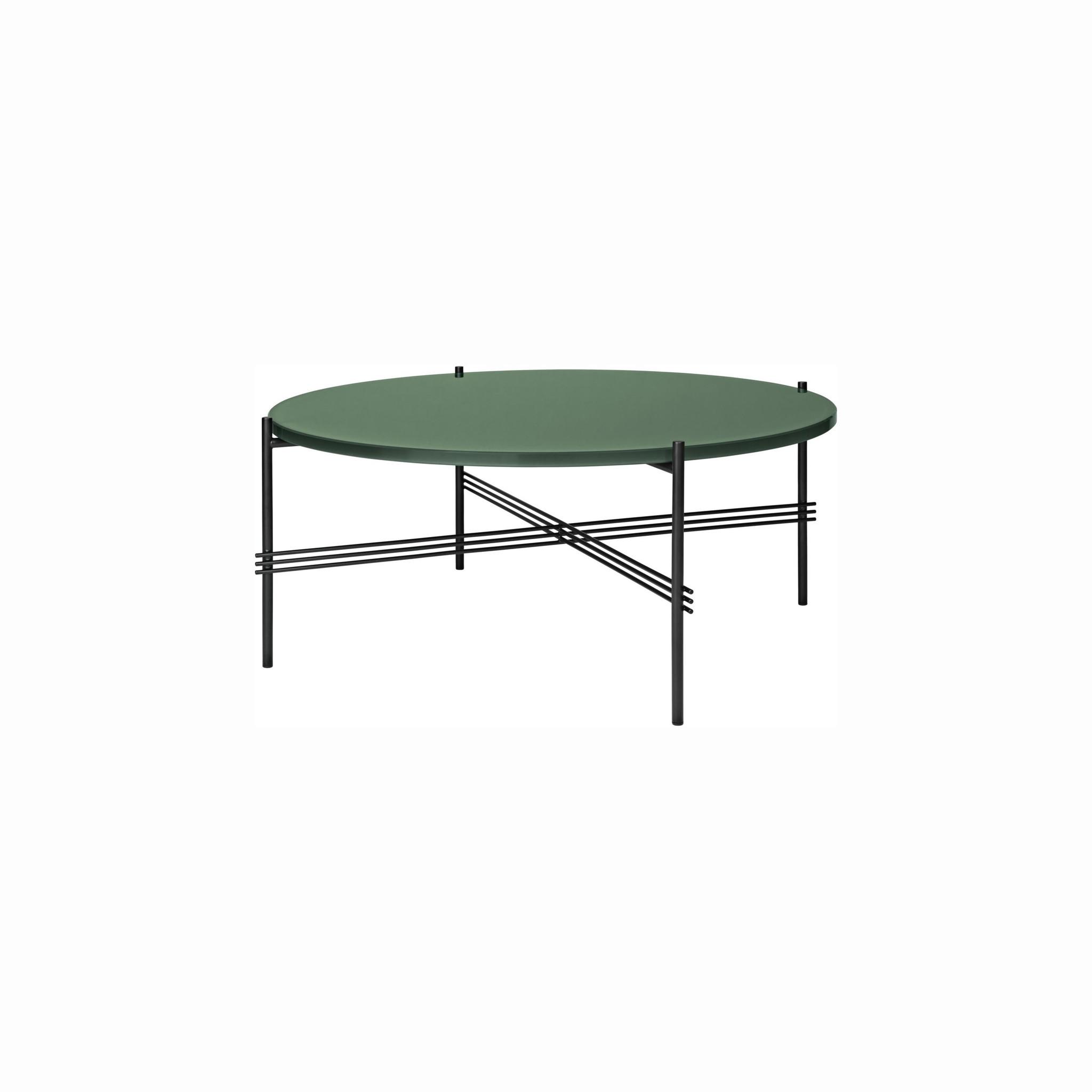 Gubi TS Coffee Table - Round, 80cm