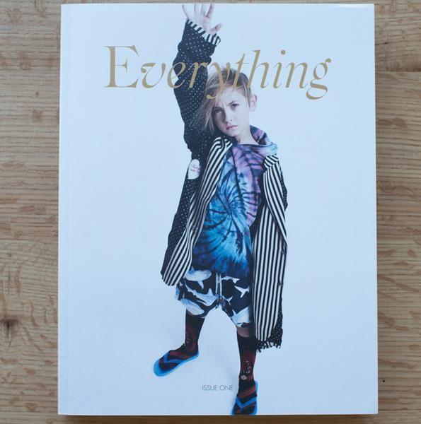 Benjamin Sturgill Everything Magazine, Issue 1
