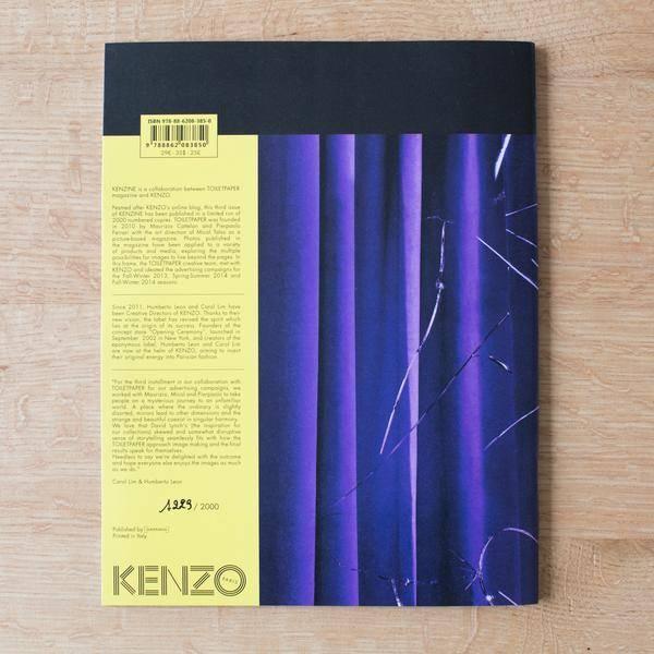 Kenzine by Kenzo