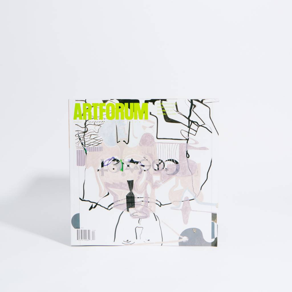 Artforum, April 2017
