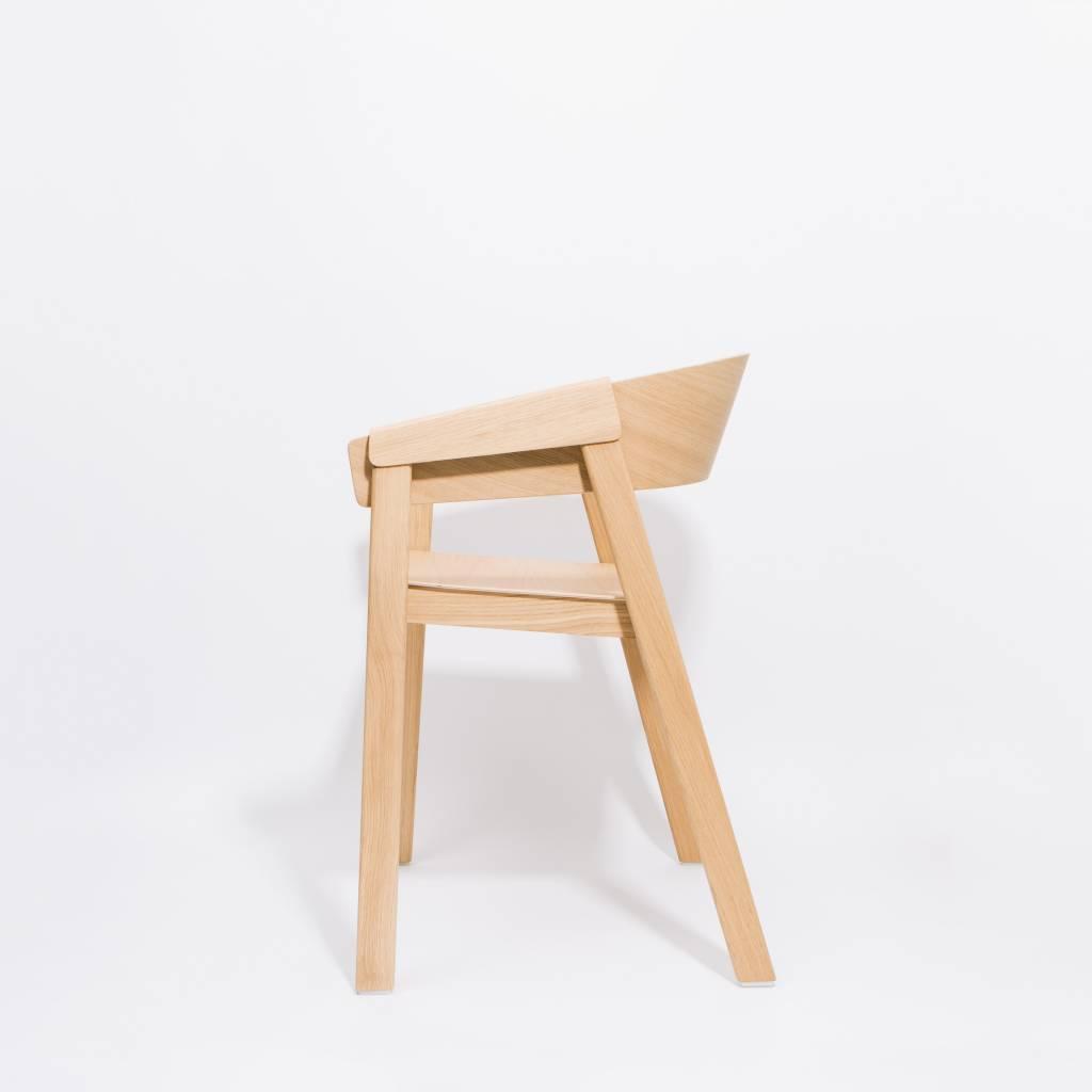 Muuto Cover Chair      - Oak